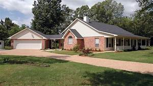 1 story ranch style houses ranch house with detached for Ranch house plans detached garage