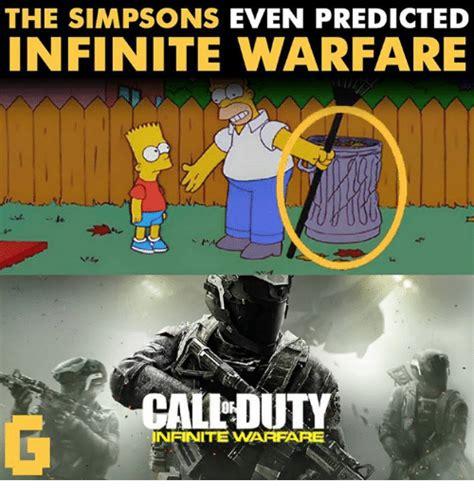 Infinite Warfare Memes - search bart simpson memes on sizzle