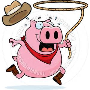 Cartoon Pig Clip Art