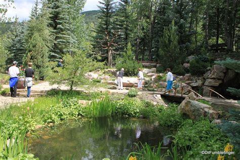 gardens at vail betty ford alpine gardens vail colorado travelgumbo