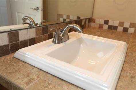 ceramic  stainless steel sink terrys plumbing