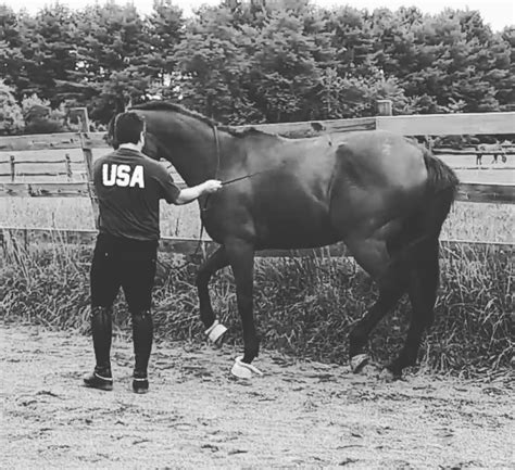 Who Is Nick Peronace Dressage?: Feeling Blessed!