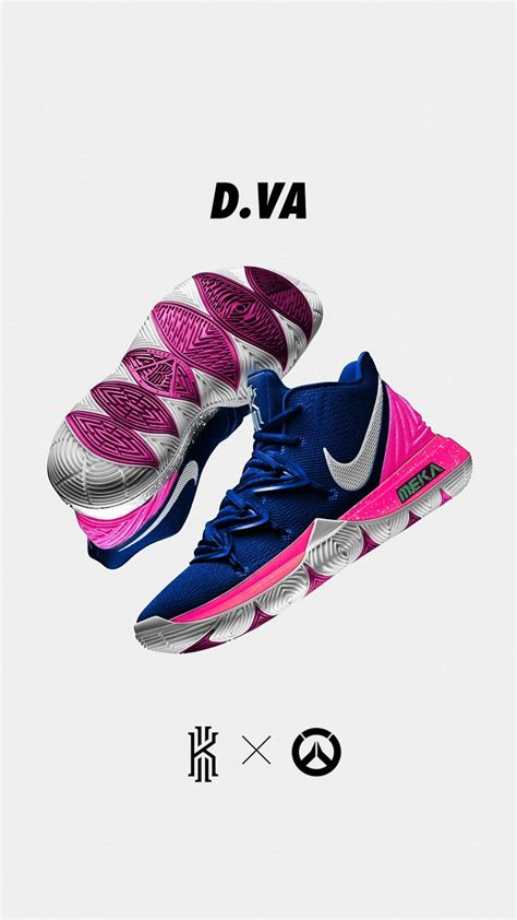nike kyrie   overwatch concepts  behance basketball
