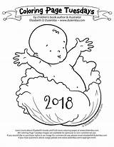 December Coloring Pages Holiday Printable Getcolorings Its Start Filled Getdrawings sketch template