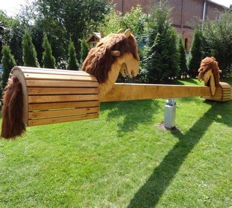 pferde wippe versandkostenfrei dein holzpferdeshopde