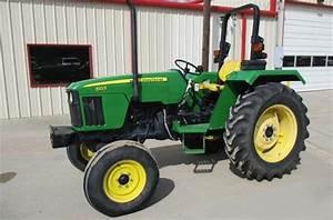 John Deere 5103 Utility Tractor Maintenance Guide  U0026 Parts List