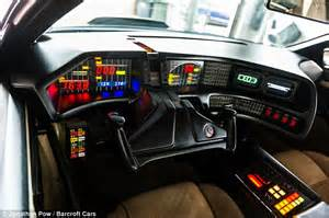 Knight Rider Fan Spends 10 Years Turning His Pontiac