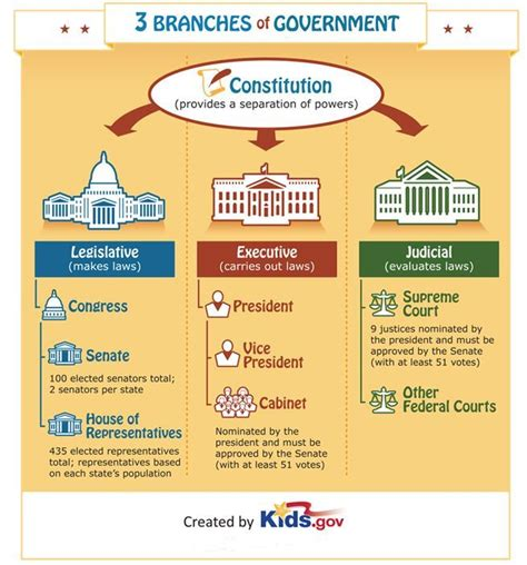branches  government government  kids