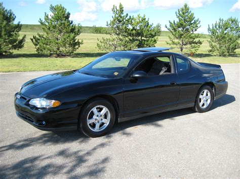 2003 Chevrolet Monte Carlo  Information And Photos