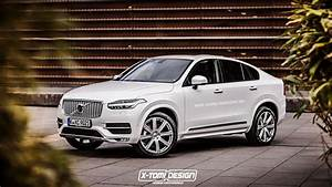 Looks Like Volvo's XC90 Also Works As a Coupe Carscoops