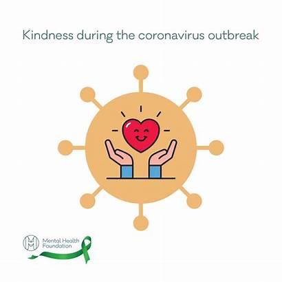 Coronavirus Kindness During Health Mental Acts Random