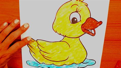 cute duck coloring pages coloring book  kids