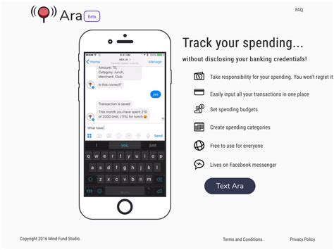 track your spending ara ai keep track of your spending quickly easily