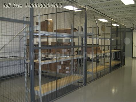 Office Supplies Durant Ok by Security Cage Panels Maintenance Tool Cribs Oklahoma City