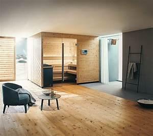 Spa Einrichtung Zuhause : sauna chalet aus zirbenholz badezimmer pinterest inspirierend badezimmer und einrichtung ~ Markanthonyermac.com Haus und Dekorationen