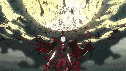 Blood Animation Suspended Anime Fight Gifs Horror