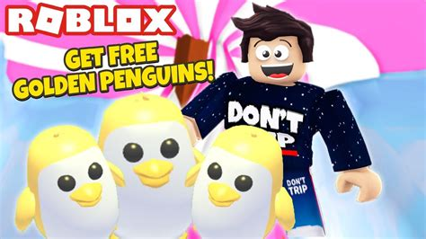 Unfortunately, there are no working codes for adopt me at the moment. New Adopt Me Golden Penguin Codes 2019 Roblox Youtube