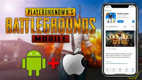 pubg mobile version for ios and android