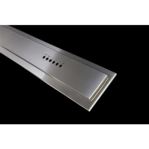 Westin Lisser (SDD2) Downdraft Extractor in Stainless