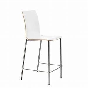 Tabouret De Bar 4 Pieds : tabouret de bar ou snack design pro s 4 pieds tables chaises et tabourets ~ Teatrodelosmanantiales.com Idées de Décoration