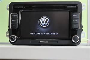 Vw Original Rcd510 Car Radio Usb Volkswagen Rcd 510 Car Cd