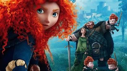 Brave Disney Movies Wallpapers Desktop Background Backgrounds