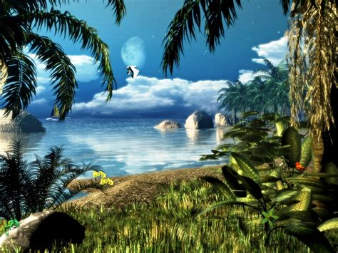 mystery island kitchen 40 best amazing 3d animated hd wallpapers techblogstop