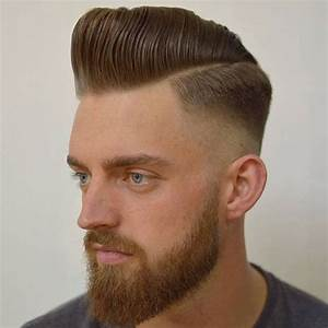 Image Gallery Modern Pompadour