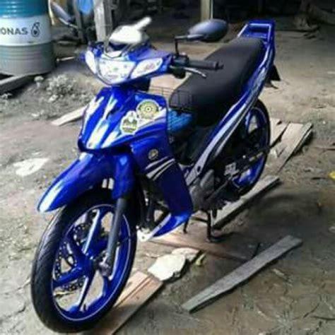125zr biru gp motor di carousell