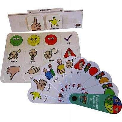 Behaviour Communication Symbol Positive Kit Early Bag