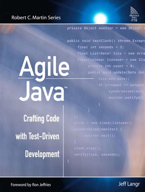Test Driven Development Agile Resume by Agile Java Quot Crafting Code With Test Driven Development