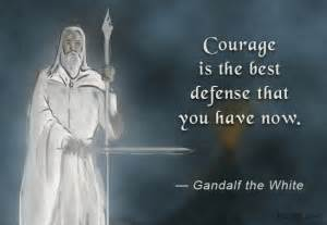 From The Hobbit... Gandalf Wizard Quotes