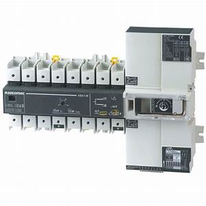 Socomec 40a 4 Pole Atys Gm Automatic Transfer Switches