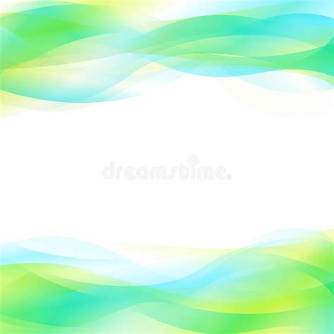 Green Powerpoint Background Stock Images Royalty Free Blue And Green Abstract Background Vector Royalty Free