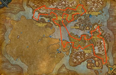 mining guide battle  azeroth legacy wow addons