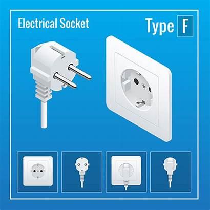 Plug Power Type Socket Egypt Types Adapter