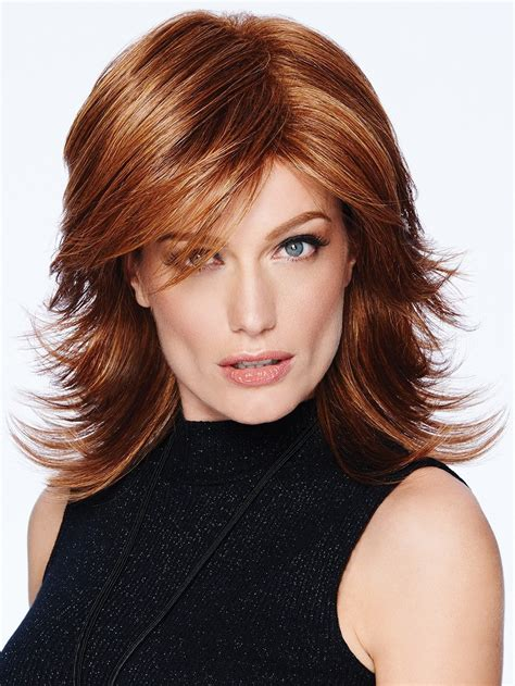modern flip wig by hairdo new wigs the wig experts