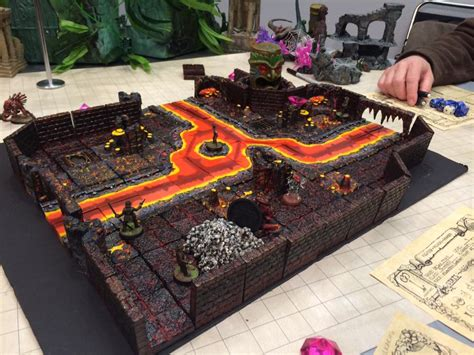 escape  fireball island gallery  vorpal chainsword