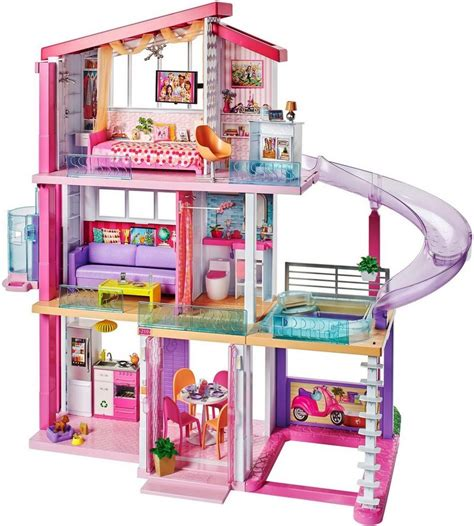 mattel puppenhaus barbie traumvilla barbie spielset