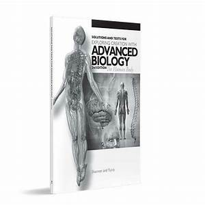 Exploring Creation With Advanced Biology  The Human Body