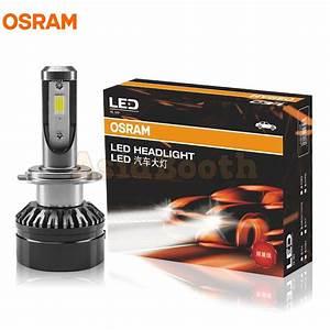 Osram H4 Led : osram led headlight led retrofit conversion kit 12volt ~ Jslefanu.com Haus und Dekorationen