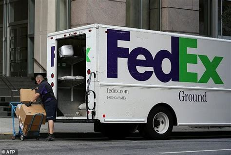 Fedex Ground Driver Description by Fedex Unit Tnt Significantly Affected By Virus Daily