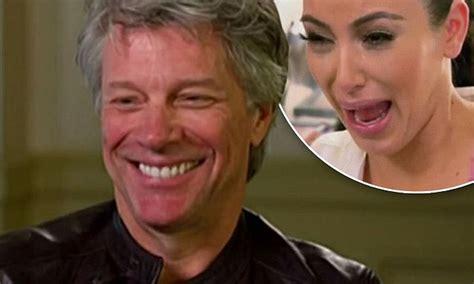 Jon Bon Jovi Isn Fan Kim Kardashian The Real
