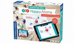 Kit  Happy Atoms  Introductory Set  17 Atoms