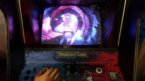 Gameplay Di Dragon's Lair Sidam Progetto Eva.