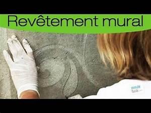 Faire Un Pochoir : comment faire un pochoir sur un mur ext rieur youtube ~ Premium-room.com Idées de Décoration