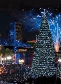 Christmas Tree Lighting Jacksonville Florida