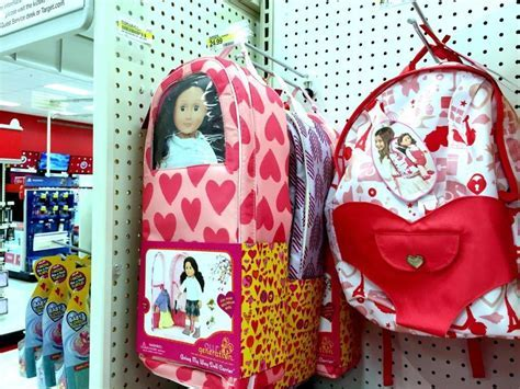 American Girl Doll Stuff at Target   16 Accessories You