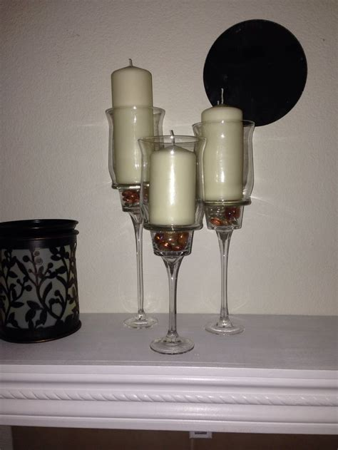 dollar tree candle holders 17 best images about dollar tree diy on mirror