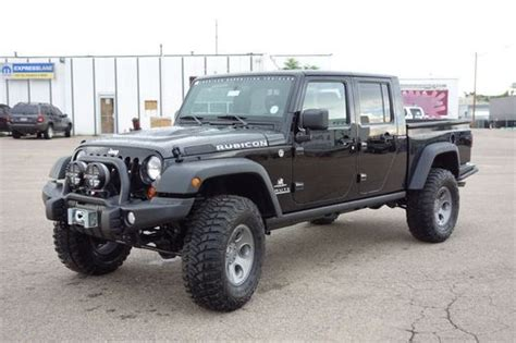 Sell New 2013 Jeep Wrangler Unlimited Rubicon Dc350 Aev